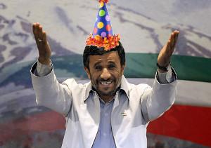 Ahmadinejad's B-Day