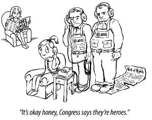 4th Amendment Comic