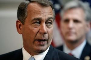 Speaker John Boehner