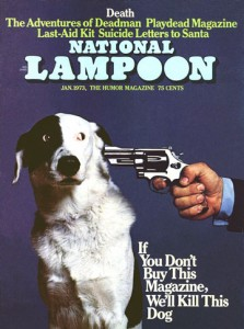 National Lampoon Cover