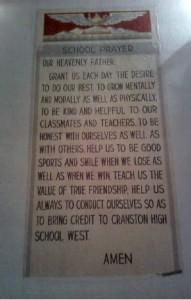 Cranston Banner