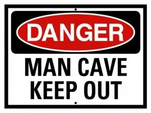 Danger Man Cave